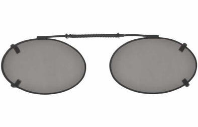 Oval Spring Clip-on - Sunglasses (3877046583399)