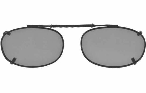 Rectangle Spring Clip-on - Sunglasses (3877046550631)