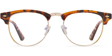ScreenVision - Retro Gold - Blue Light Glasses (3887651094631)