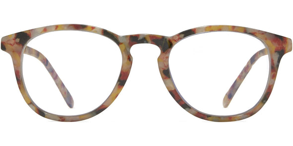 ScreenVision™ - Kendall - Tortoise/Turquoise - Blue Light Glasses