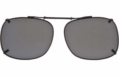 Square Spring Clip-on - Sunglasses