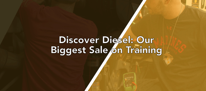 Our Biggest Annual Sale, Discover Diesel - 7 Ways to Save!