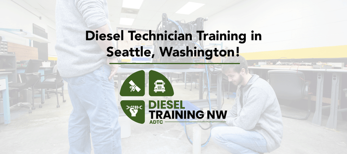 Diesel Technician Training is Coming to Seattle!