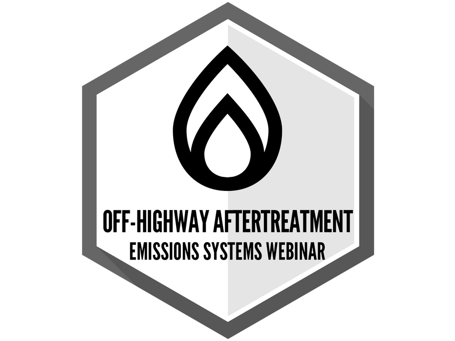 Aftertreatment for Rental Companies - Training Webinar