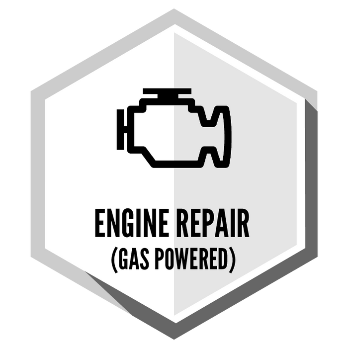 Engine Repair (Gas Powered)