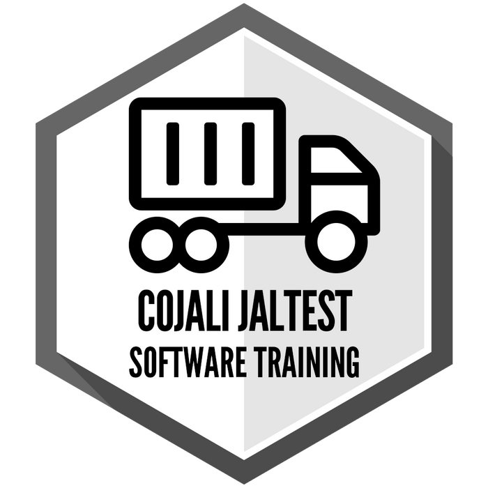 Cojali Jaltest Software - Training Webinar