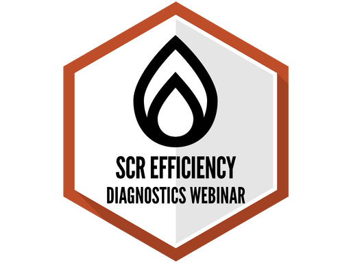 SCR Efficiency and Diagnostics Webinar RECORDING