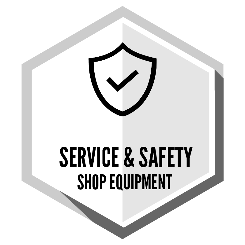 Service, Safety, Shop Equipment & the EPA