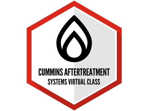 Cummins Diesel Aftertreatment Emissions Systems Virtual Class