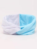 Contrast Color Hair Band Accessories