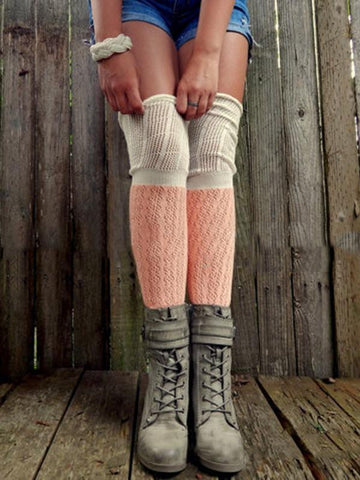 Beautiful Bohemia Long Stocking