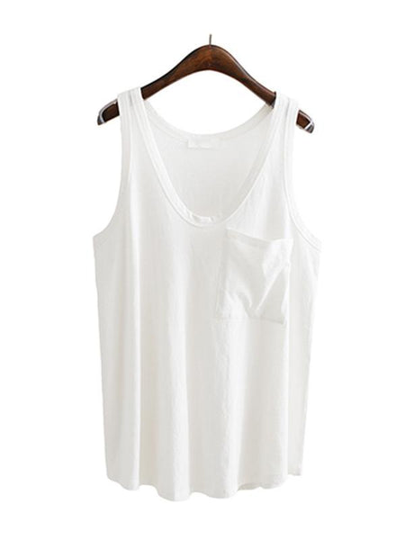 2 Colors Fashion T-shirts Tops