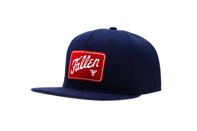 Risen Patch Navy Cap