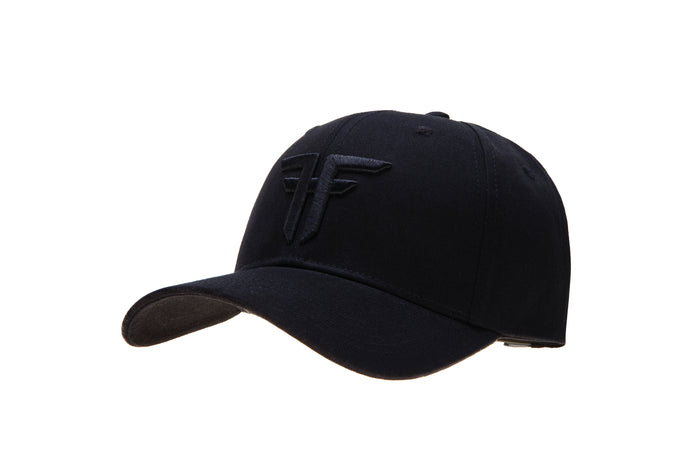 Trademark Black / Black Cap
