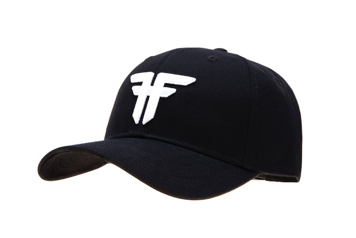 Trademark Black / White Cap