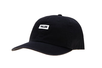 Bar Logo Black Cap