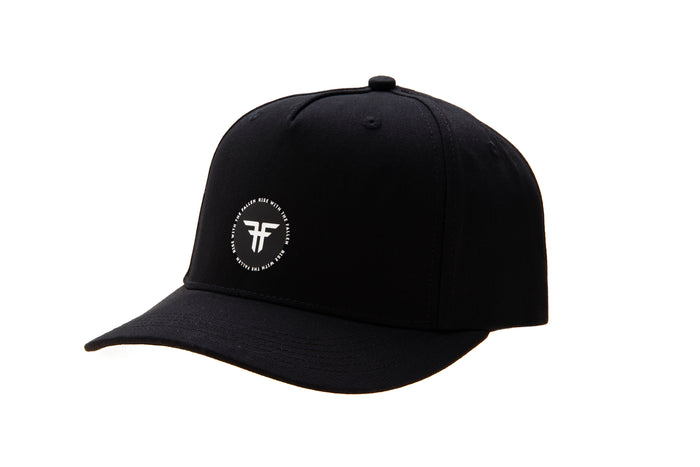 TRADEMARK RING BLACK CAP