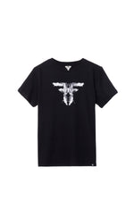 RORSHACH TEE BLACK