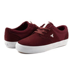 Phoenix Oxblood/White