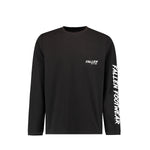 BOLT LONG SLEEVE TEE BLACK