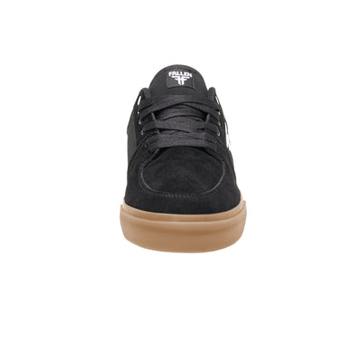 Patriot Vulcanized Black/White/Gum