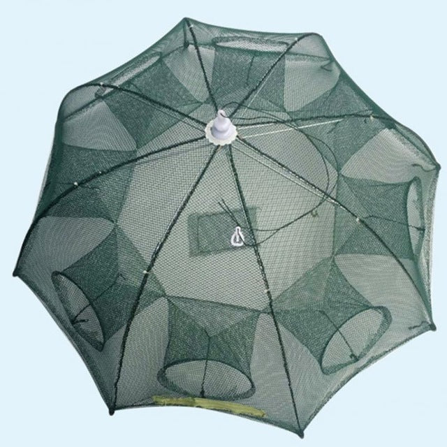 Collapsible Hexagonal Fishing Net