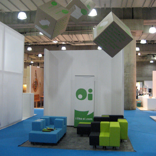 Oi Furniture is Launched at ICFF