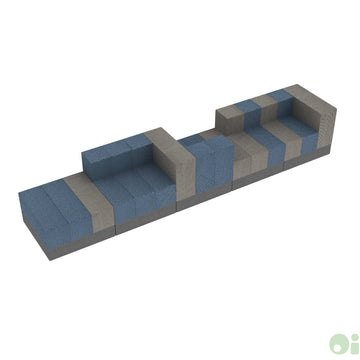 5Scape Bench in Tidal & Forge
