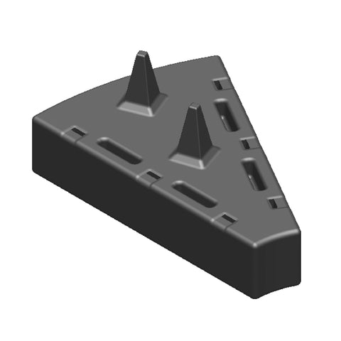 Cellular™ Corner Wedge Base
