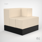 Cellular™ Arm Back Seat Cell Chair
