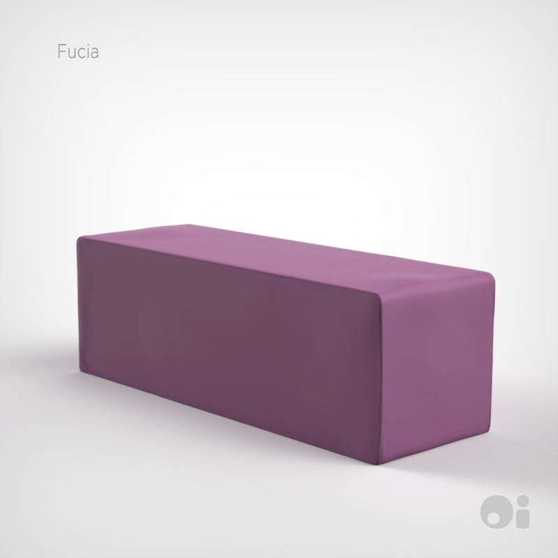 Cellular™ Seat Cushion in Fucia Fun Covering