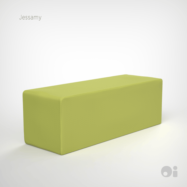 Cellular™ Seat Cushion in Jessamy Fun Covering