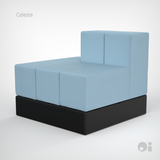 Cellular™ Seat Two Back Cell Chair