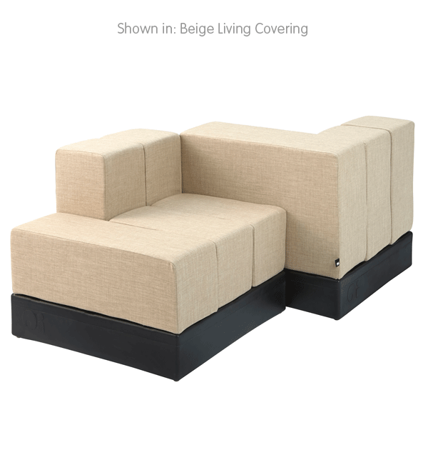 Cellular™ 2Scape Loveseat+