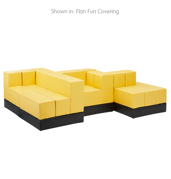 Cellular™ 4Scape Sectional+