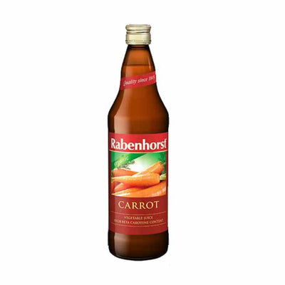 Natural Efe | Rabenhorst Organic Carrot Juice 750ml