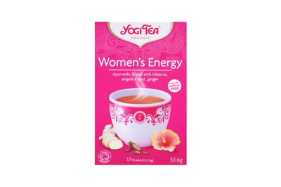 Women's Energy Yogi Tea