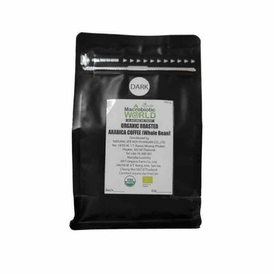 Organic / Bio Arabica Coffee (Dark)