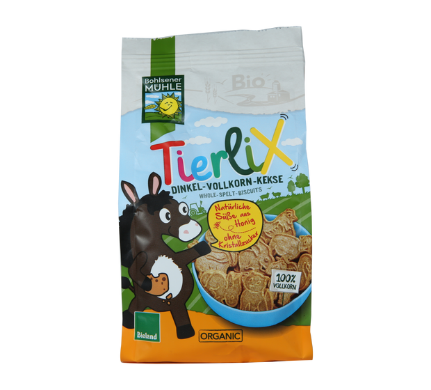 Natural Efe | Tierlix - Whole Spelt Biscuits
