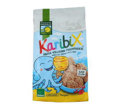 Natural Efe | Karibix - Whole Oat Biscuits with fruit