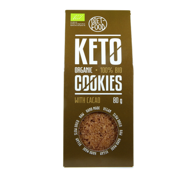 Natural Efe | Keto Organic Cookies with cacao