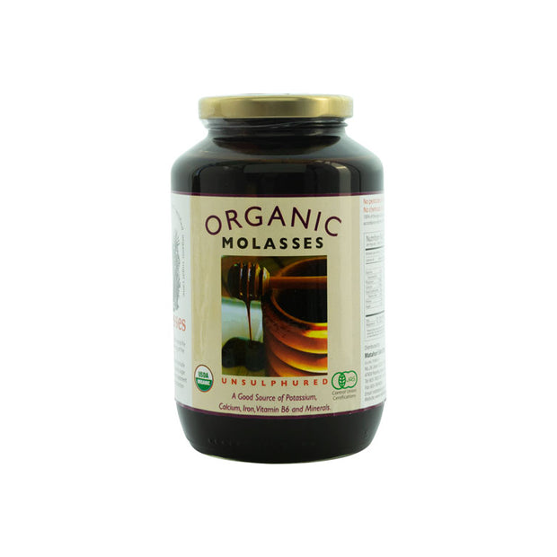Organic / Bio Black Molasses