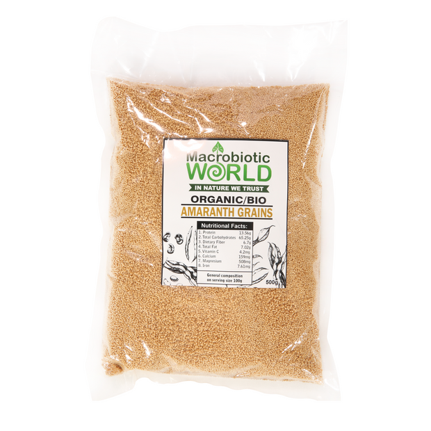 Organic / Bio Amaranth Grains