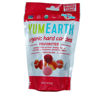 Natural Efe | YUMEARTH | Organic Hard Candies