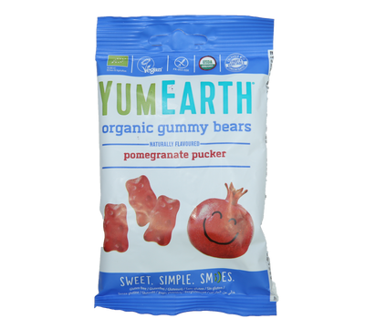 Natural Efe | YUMEARTH | Organic Gummy Bears