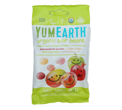 Natural Efe | YUMEARTH | Organic Sour Beans
