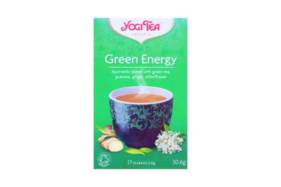 Green Energy Tea
