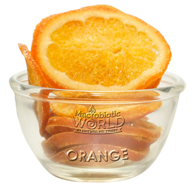 Organic / Bio Dried Orange