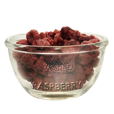 Organic / Bio Dried Raspberry