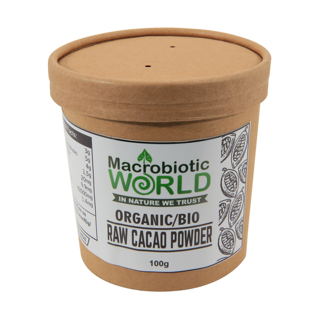 Organic / Bio Raw Cacao Powder